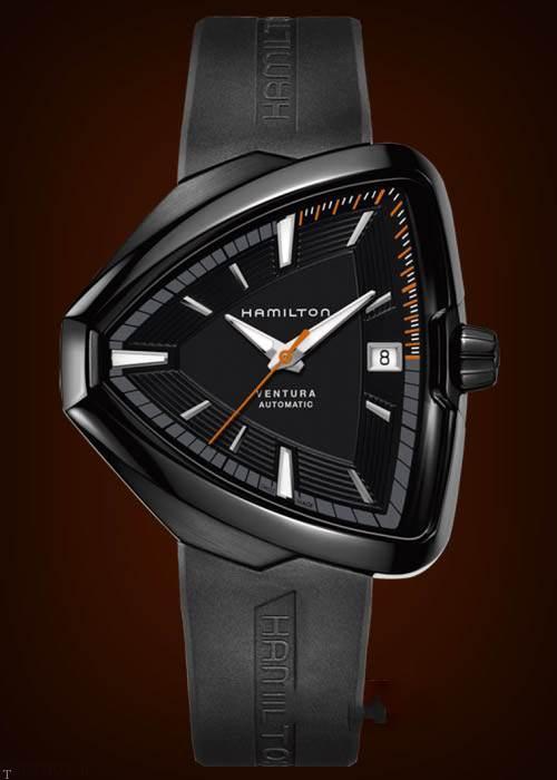 مدل های زیبای ساعت برند Hamilton