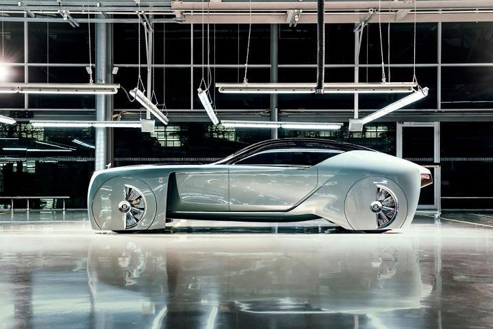 """رونمایی از خط نگرش """"آینده 100""""خودرو و موتورسیکلت BMW"""