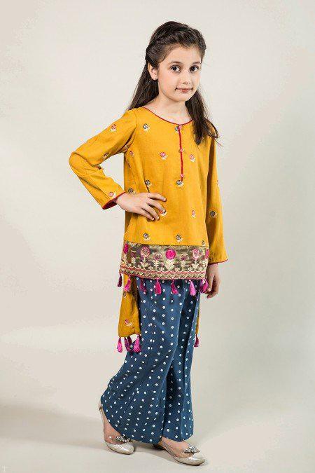 شیک ترین مدل لباس مجلسی دخترانه Mariab