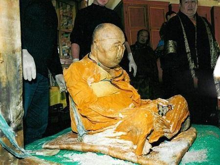 افراد معروفی که مومیایی شدن (عکس)