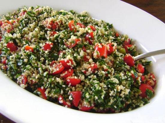 آموزش 7 مورد غذا برای مهمانی افطار چند كشور اسلامی