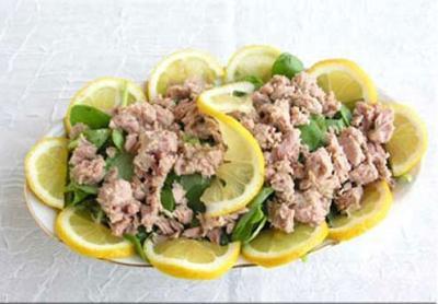 آموزش  4 تا غذا با تن ماهی به روش ساده