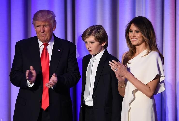 20 مورد راز پنهانی و خصوصی خانواده دونالد ترامپ