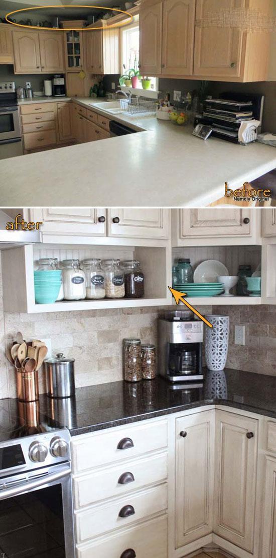 طرح های جالب برای مرتب کردن وسایل در آشپزخانه