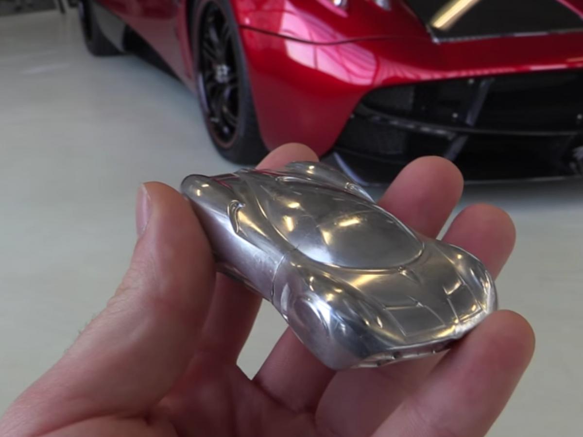 شیک ترین سوئیچ های خودرو در جهان