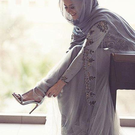 کلکسيون لباس هاي مجلسي پوشیده و زیبا