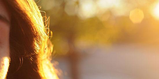 نگهداری از موهای چرب در فصل گرما