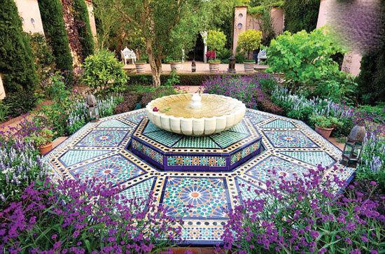 داشتن حیاطی دلانگیز به سبک مدرن