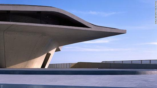 لیست نامزد های دریافت معماری سال 2017