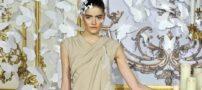 مدل لباس های عروس طرح پروانه برند Alexismabille