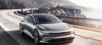 خودروی برقی سریع تر از پیشرفته ترین مدل خودروی فراری دنیا