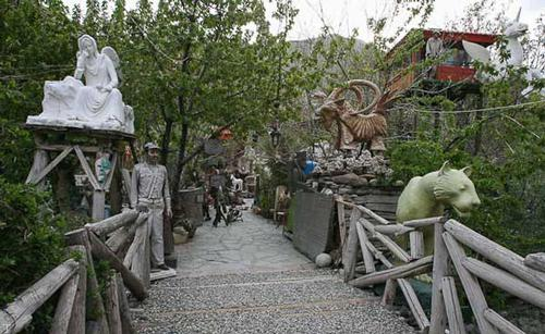 برترین باغ و بوستان بهشتی گمشده در تهران