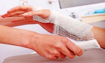 مواد غذایی مفید برای ترمیم زخم ها