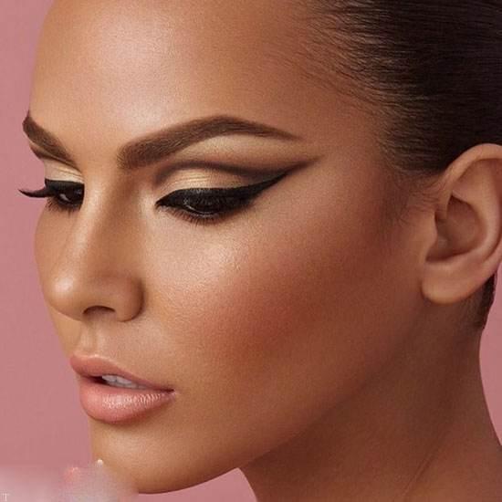 برترین مدلهای آرایش شیک تابستان