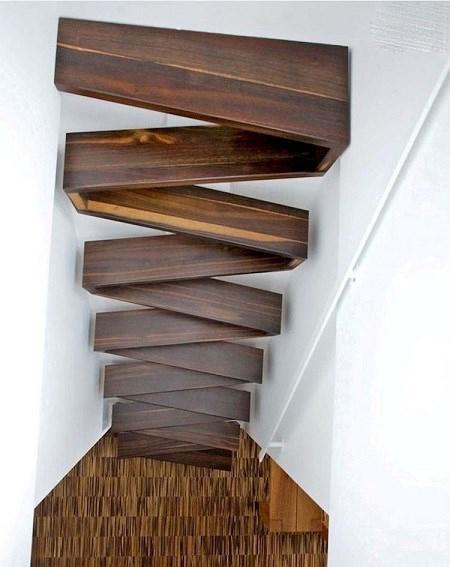 جالب ترین پله های دیدنی دنیا