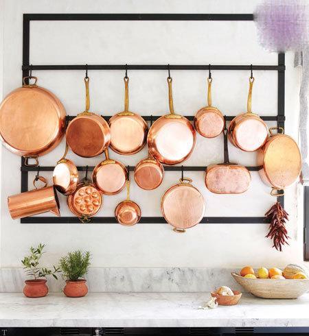 ترفند های برای مرتب کردن آشپزخانه