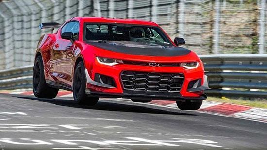 بررسی 10 خودروی سریع دنیا (عکس)