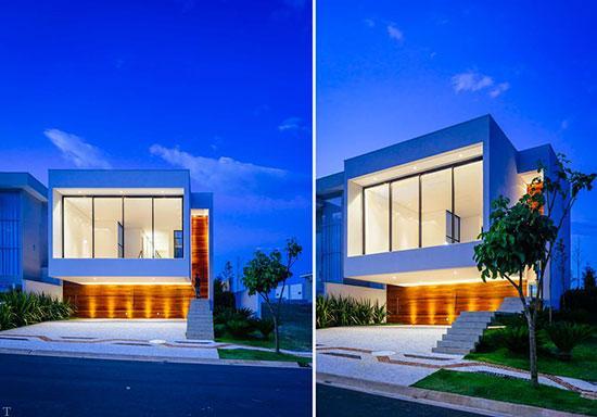 ۱۵ عکس و نکته از طراحی خانه دوبلکس