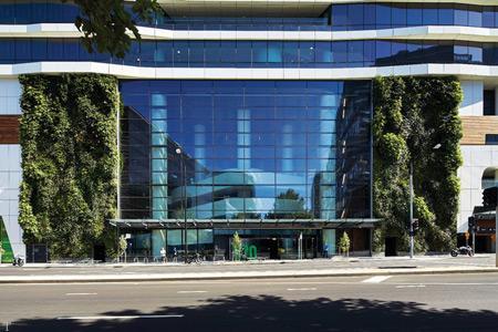 طراحی جالب نما ساختمان (عکس)