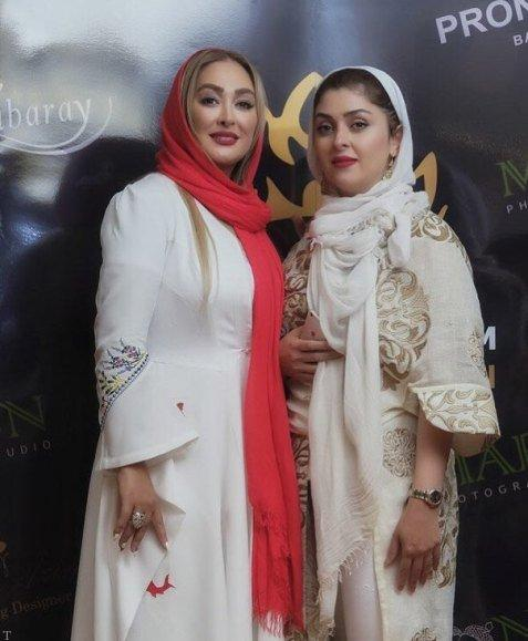 حضور بازیگران زن مشهور در افتتاحیه یک سالن زیبایی