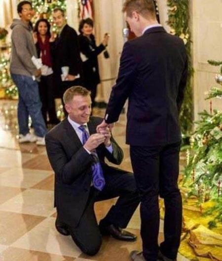 مراسم جنجالی ازدواج همجنس گرایان آلمانی