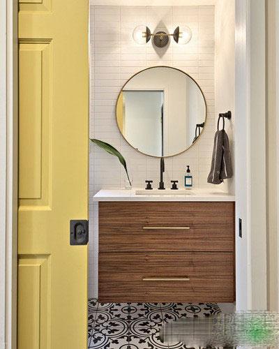 10 روش برای ایجاد نظم در حمام (عکس)