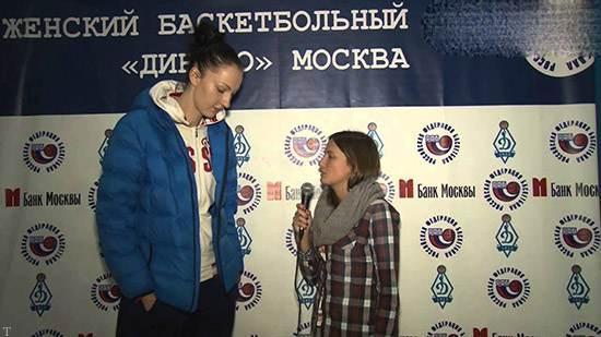 بلندترین دختر دنیا «ورزشکار روسی»