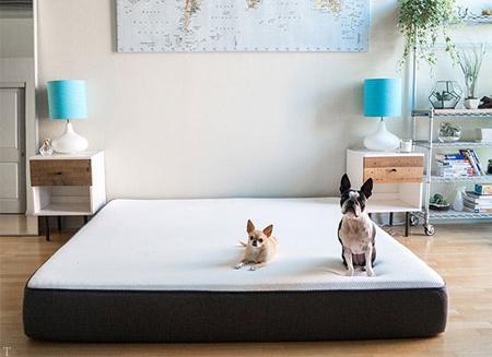 طریقه انتخاب تخت و تشک خواب