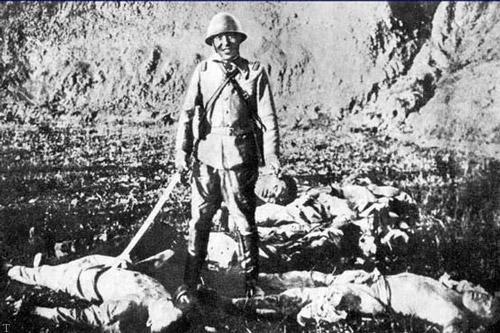 7 مورد از قتل عام های تاریخ در دنیا (عکس)