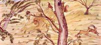 تمثیل حیوانات در ایران باستان