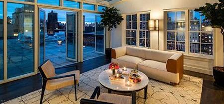 مجلل ترین اتاق های هتل های معروف جهان