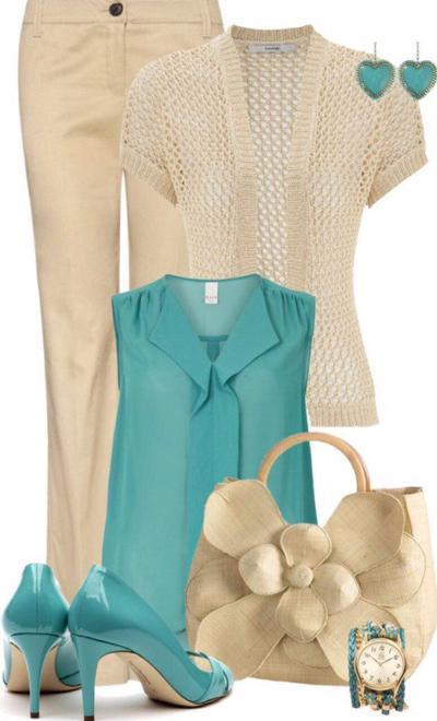 رنگ لباس های مناسب پوست های برنزه