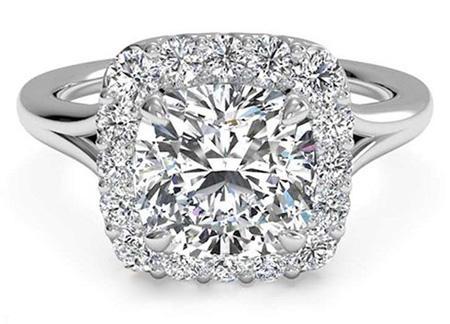 6 مدل از حلقه های نامزدی زیبا و ماندگار