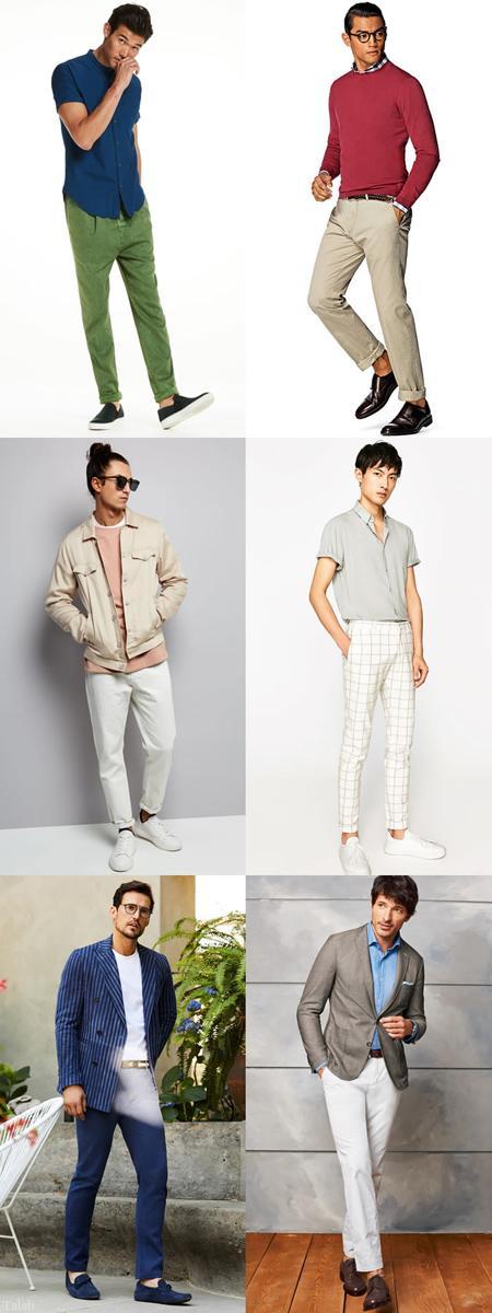 پیدا کردن رنگ مناسب برای لباس مردان