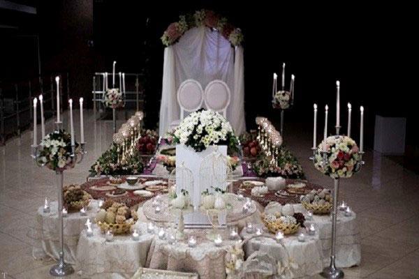 اموزش مدیریت تشریفات عروسی