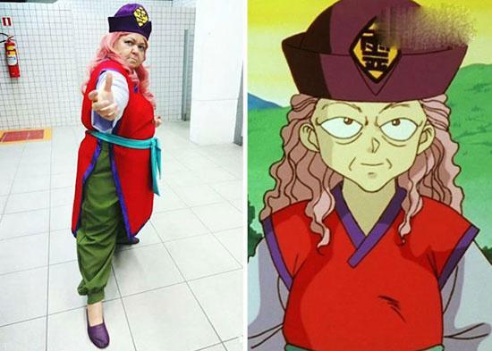 زن برزیلی محبوب در شخصیت های کارتونی مشهور (عکس)