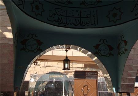 مکان زيارتی «آستانهي رؤس الشهداء»