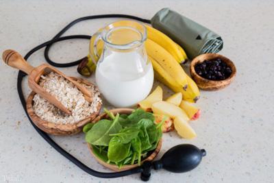 معرفی رژیمی غذای برای فشار خون