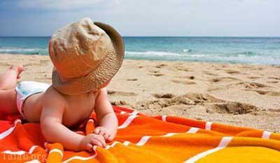 آسیب ناشی از آفتاب سوختگی