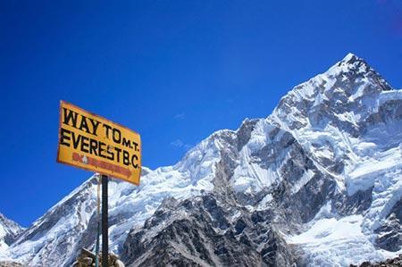 راز های ضروری سفر به قله اورست
