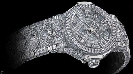 نگاهی به گرانقیمت ترین ساعت های مچی جهان