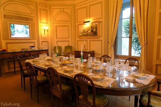 تصاویر دیده نشده از خانه چارلی چاپلین در وو وه سوئیس