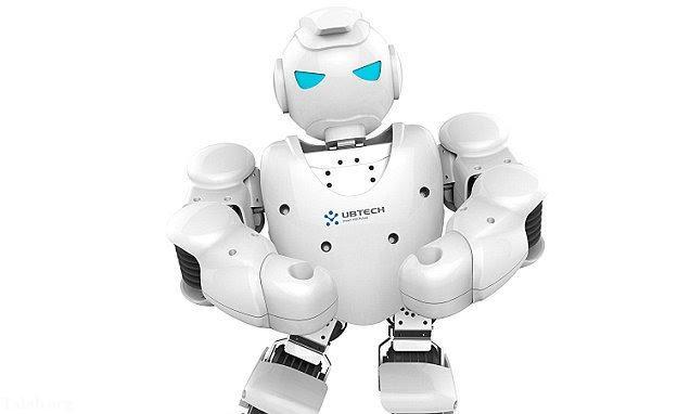 خطرات هک شدن از رباتهای خانگی