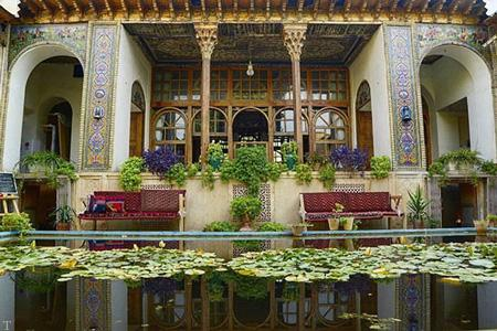 معماری خانه های قدیمی در سبک زندگی ایرانی