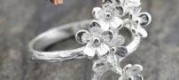 زیباترین مدل انگشترهای جواهر دخترانه