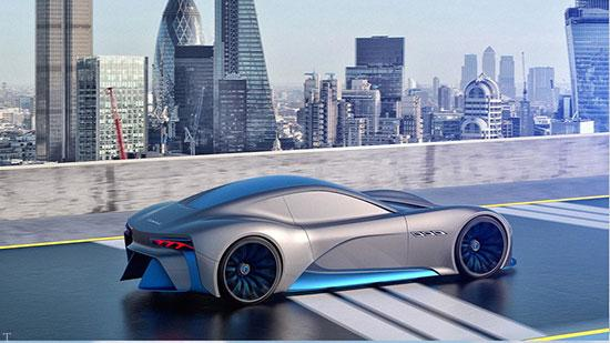 9 مورد از محبوبترین خودروهای کانسپت 2017