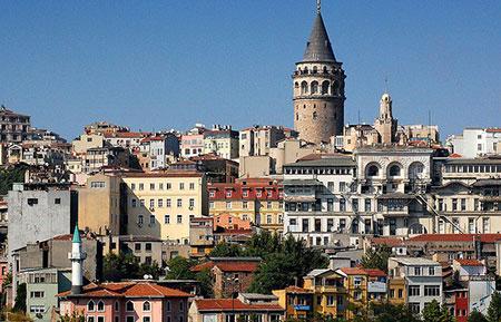 10 جاذبه دیدنی گردشگری در استانبول