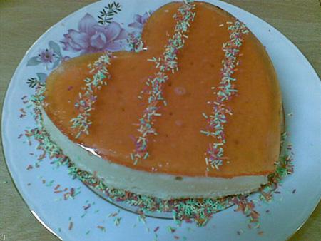 گالری تزیینات کیک اسفنجی با ژله