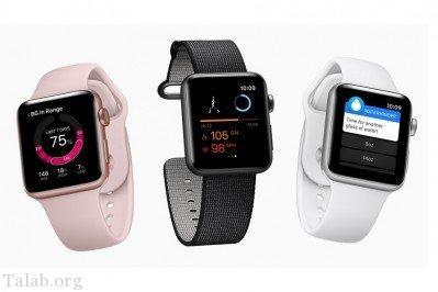 تکنولوژی جدید اپل واچ با IOS 11