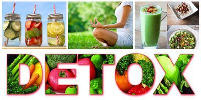 10 راه برای سمزدایی بدنتان با سبزیجات